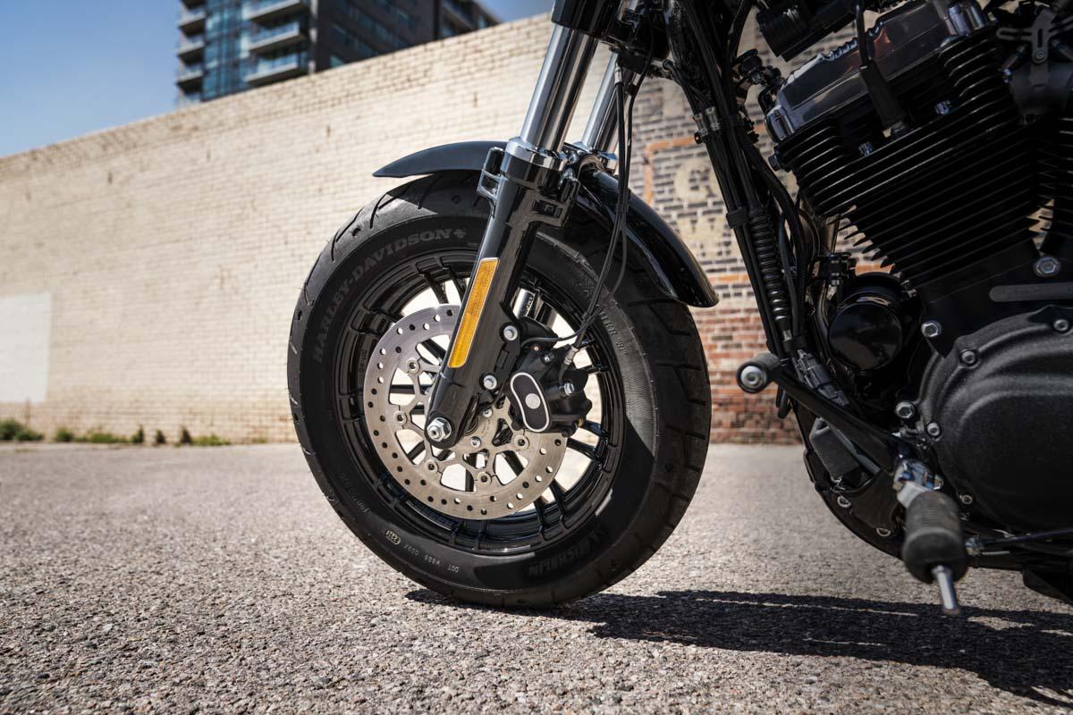 Harley-Davidson Forty-Eight Modelljahr 2019