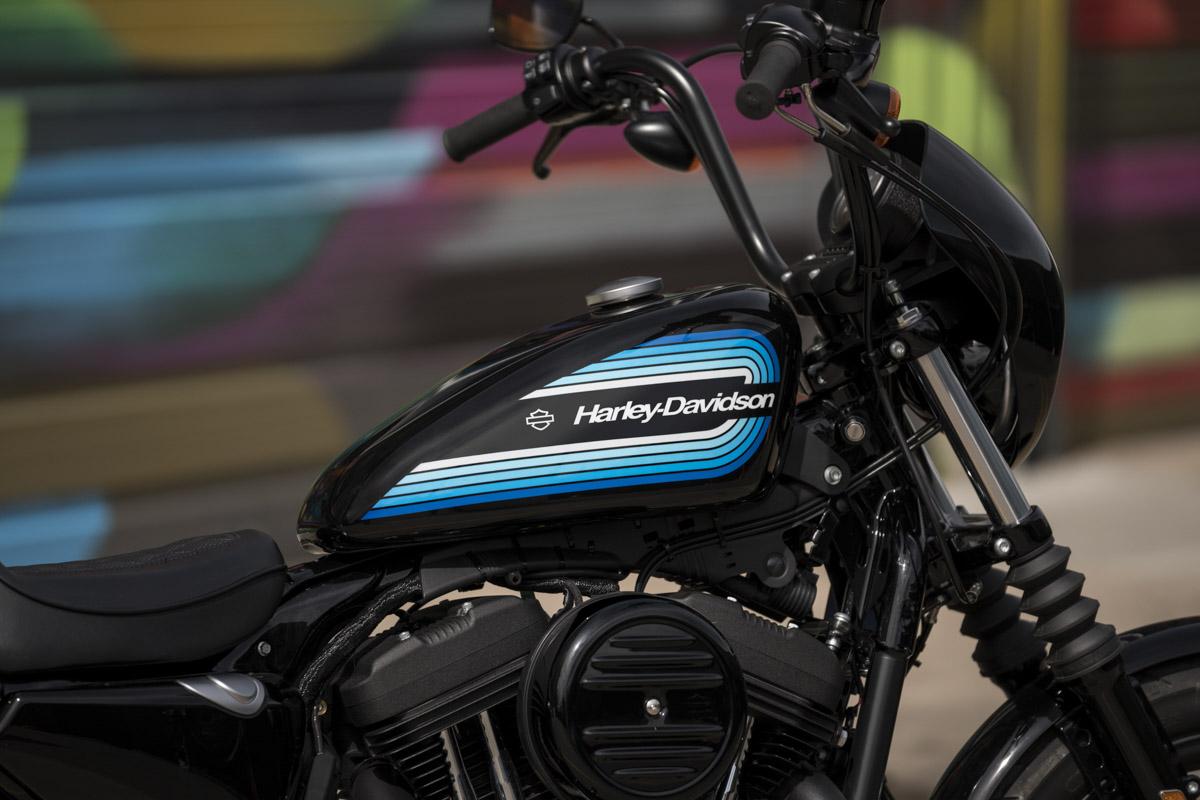 Harley-Davidson Iron 1200 Modelljahr 2019