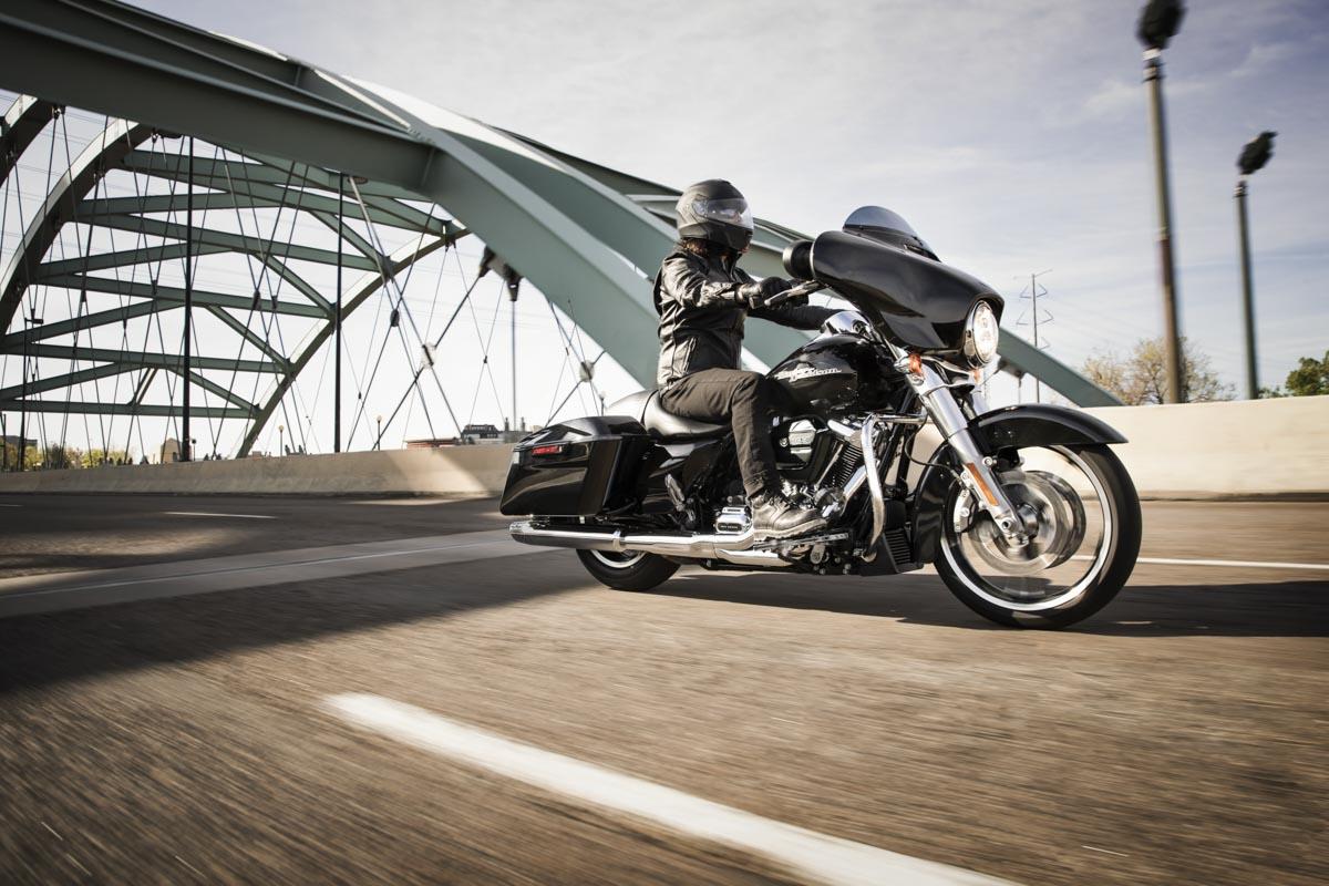 Harley-Davidson Street Glide Modelljahr 2019