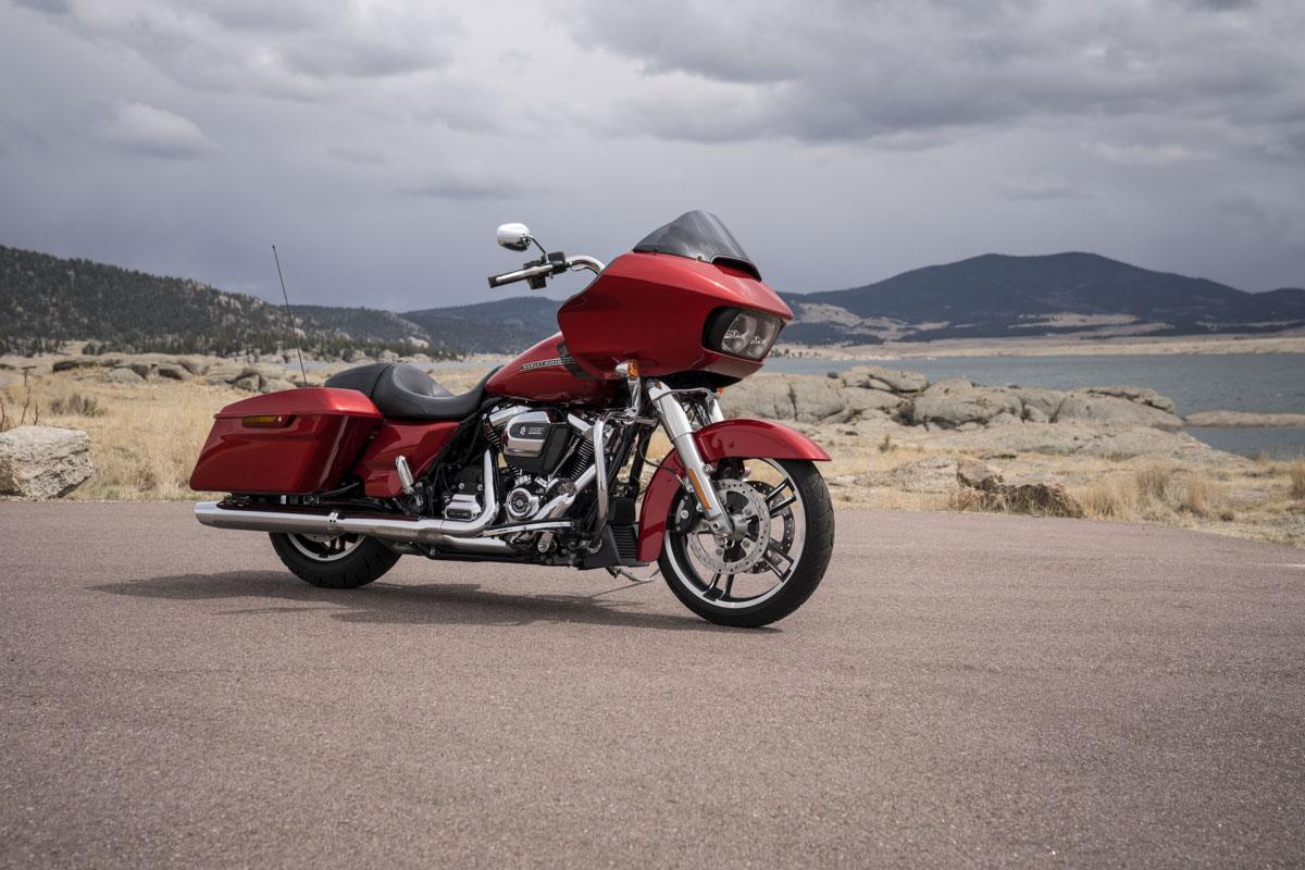 Harley-Davidson Road Glide Modelljahr 2019