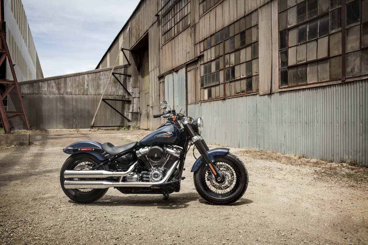 Harley-Davidson Softail Slim Modelljahr 2019