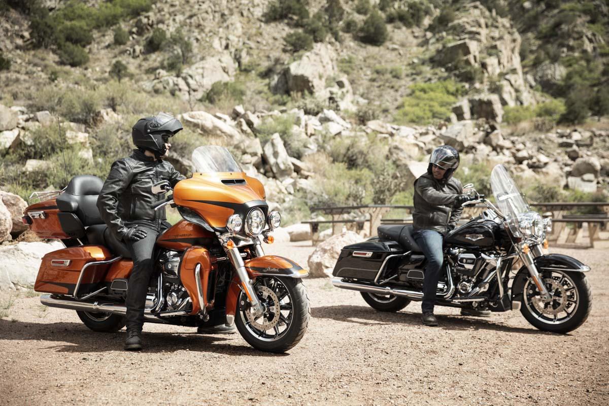 Harley-Davidson Road King Modelljahr 2019