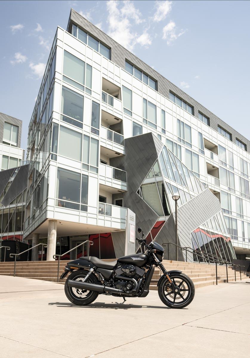 Harley-Davidson Street 750 Modelljahr 2019