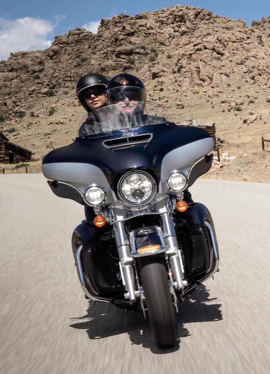 Harley-Davidson Ultra Limited Low Modelljahr 2019
