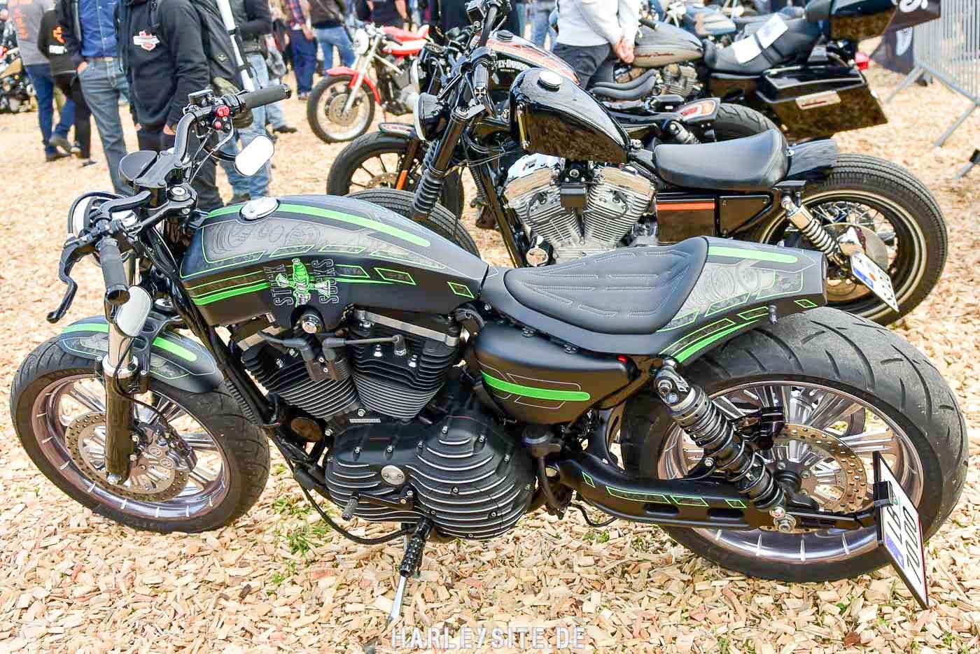 Bike Show European Bike Week 2017 (155 Von 164)