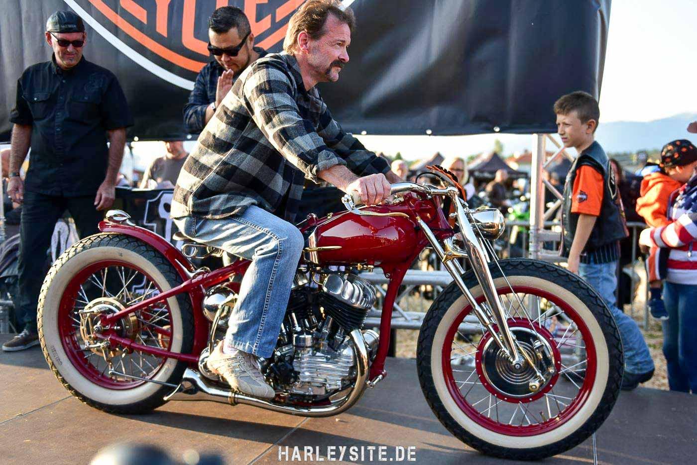 Bike Show European Bike Week 2017 (36 Von 164)