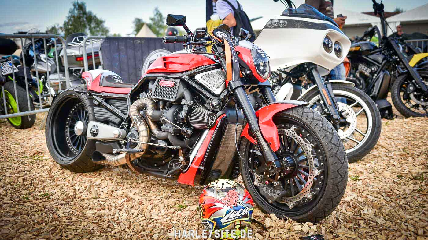 Bike Show European Bike Week 2017 (3 Von 164)