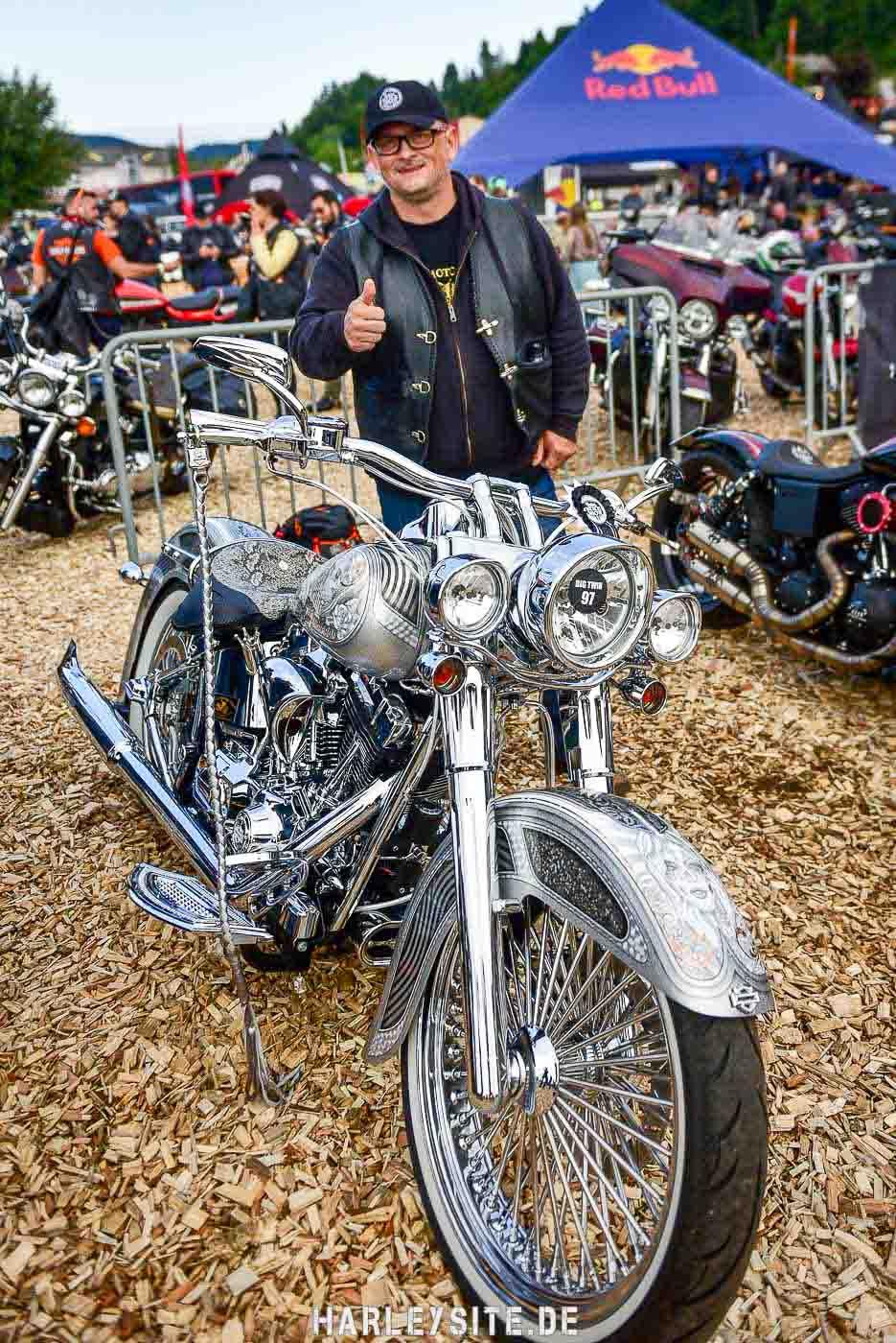 Bike Show European Bike Week 2017 (59 Von 164)