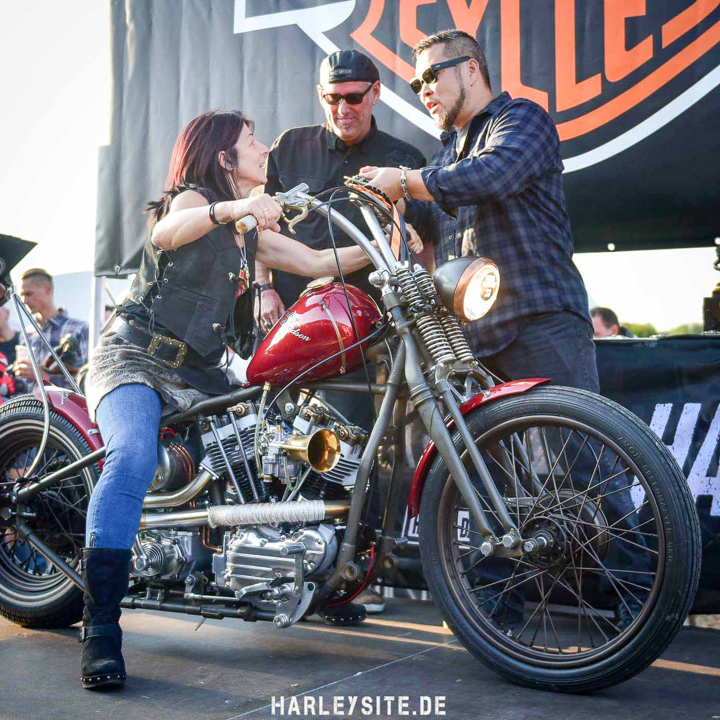 Bike Show European Bike Week 2017 (64 Von 164)