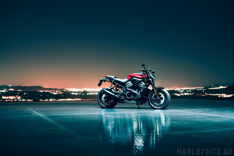 Bronx Streetfighter Harley-Davidson 2020-4