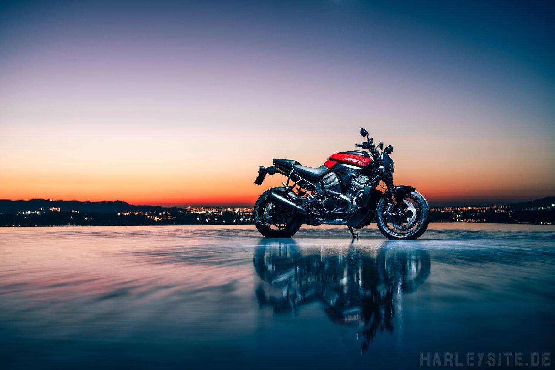 Bronx Streetfighter Harley-Davidson 2020-5