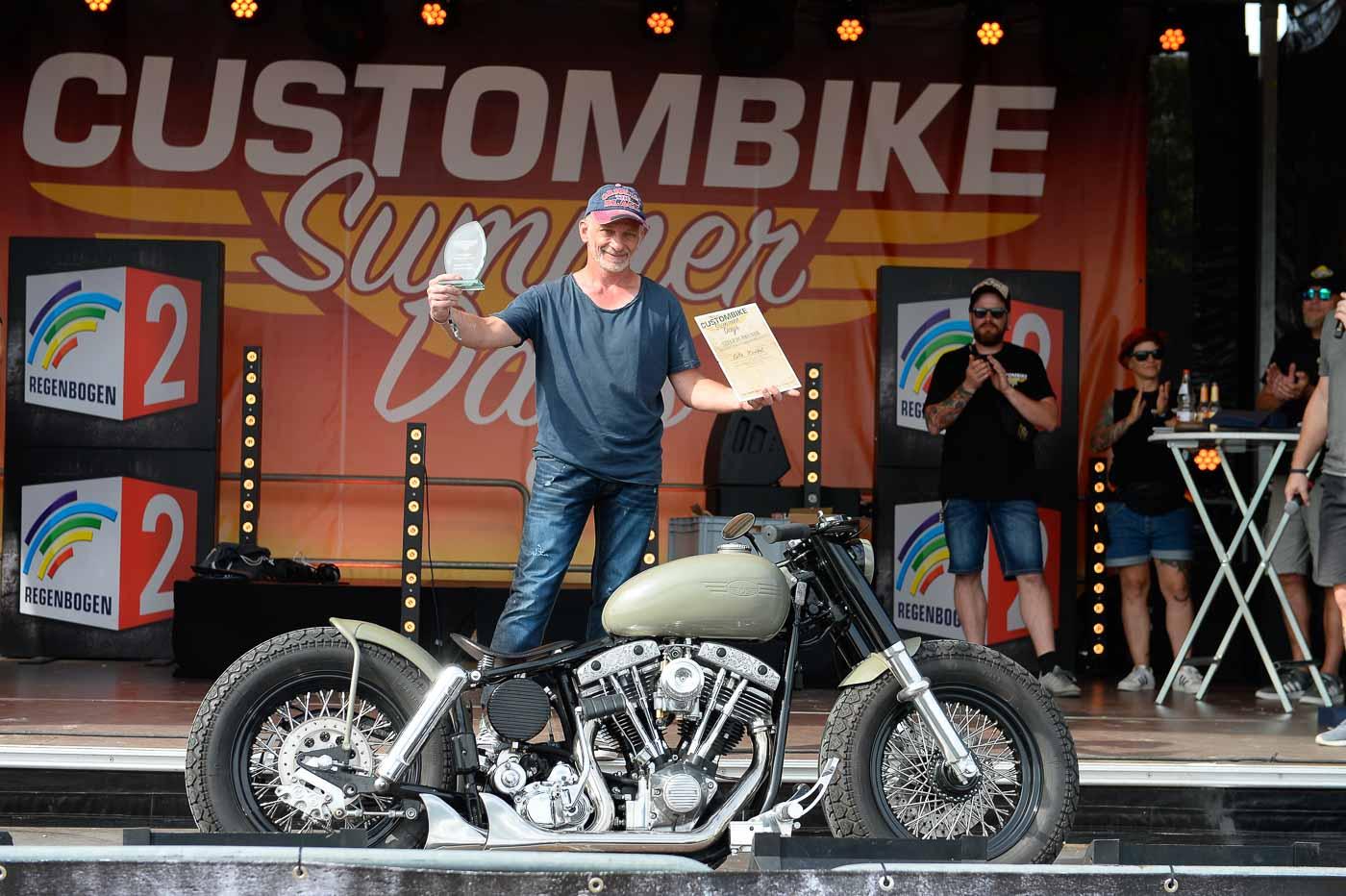 Custombike Summer Days 2019
