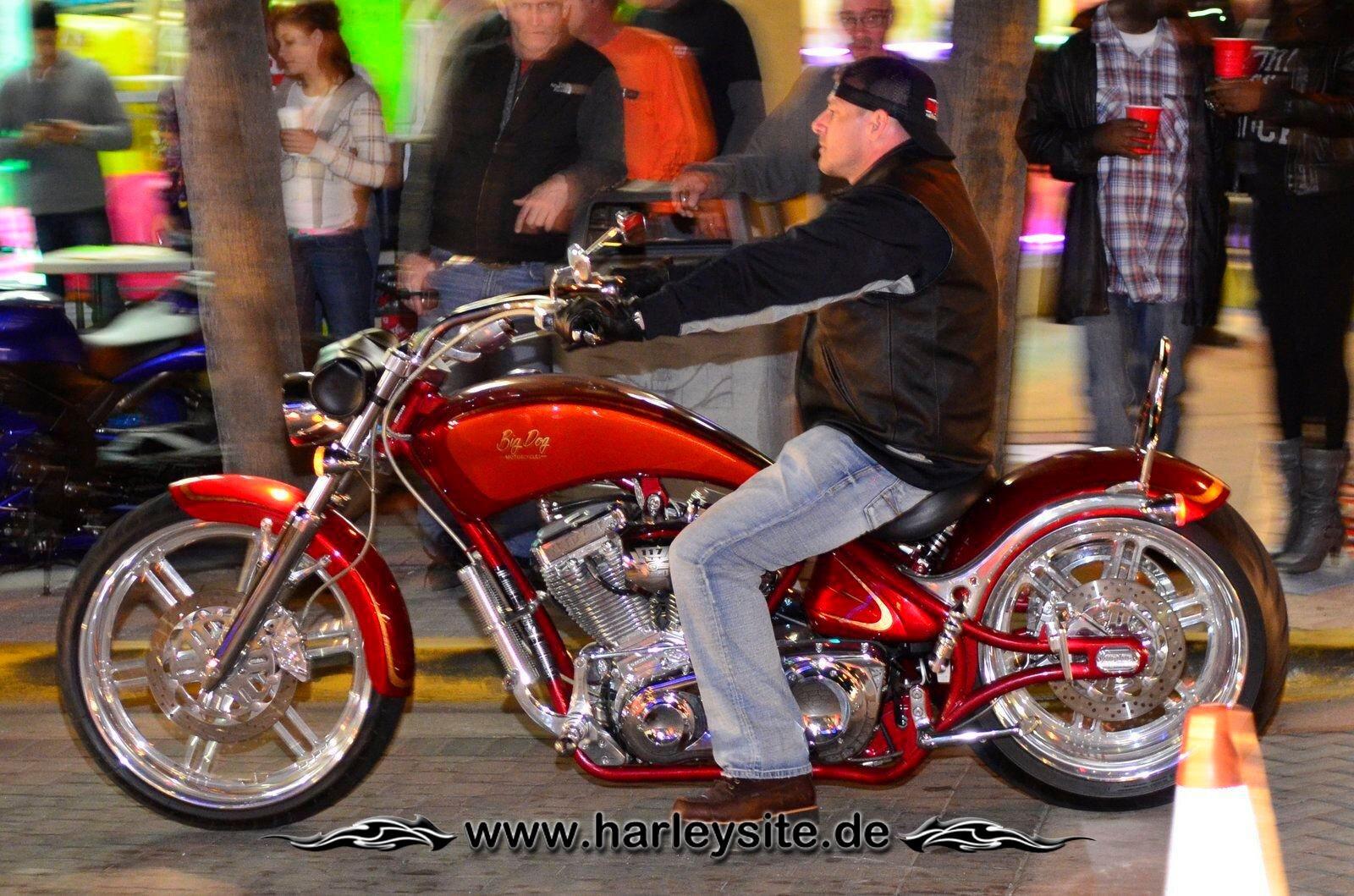 Daytona Bike Week 2013 Sonntag (160)