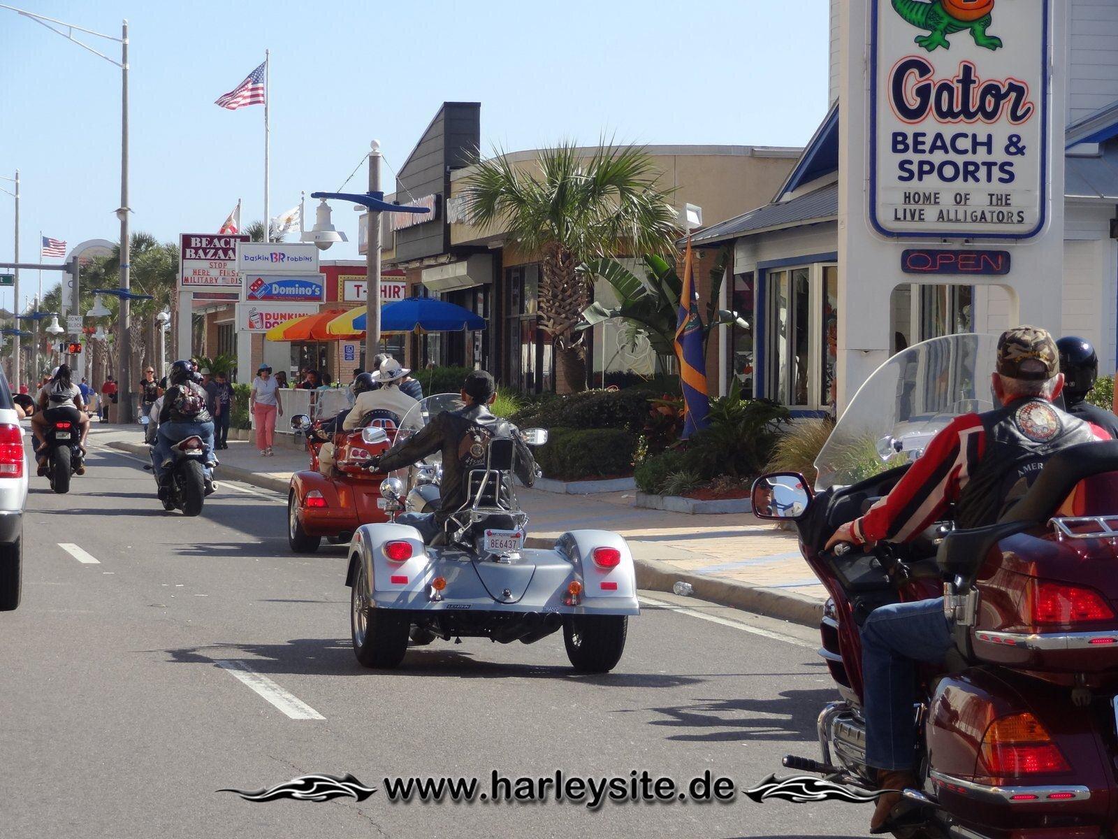Daytona Bike Week 2013 Sonntag (162)
