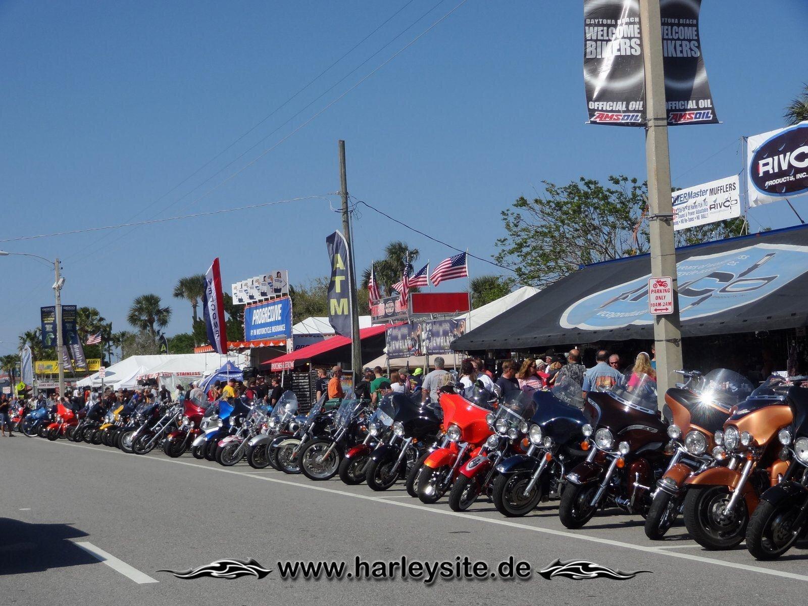 Daytona Bike Week 2013 Sonntag (167)