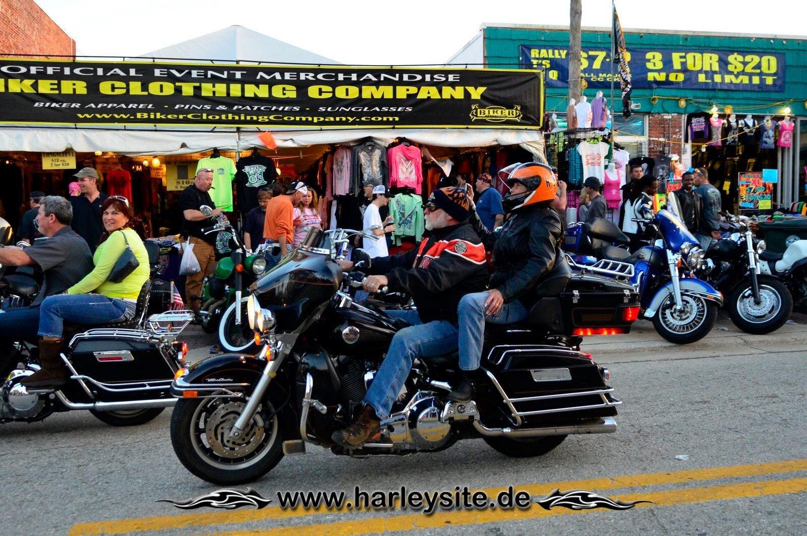 Daytona Bike Week 2013 Sonntag (173)