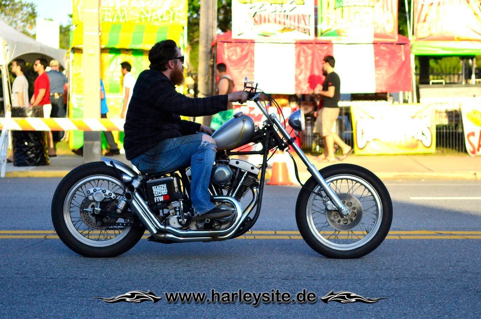 Daytona Bike Week 2013 Sonntag (178)