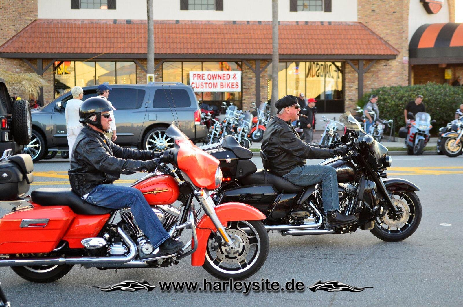 Daytona Bike Week 2013 Sonntag (182)