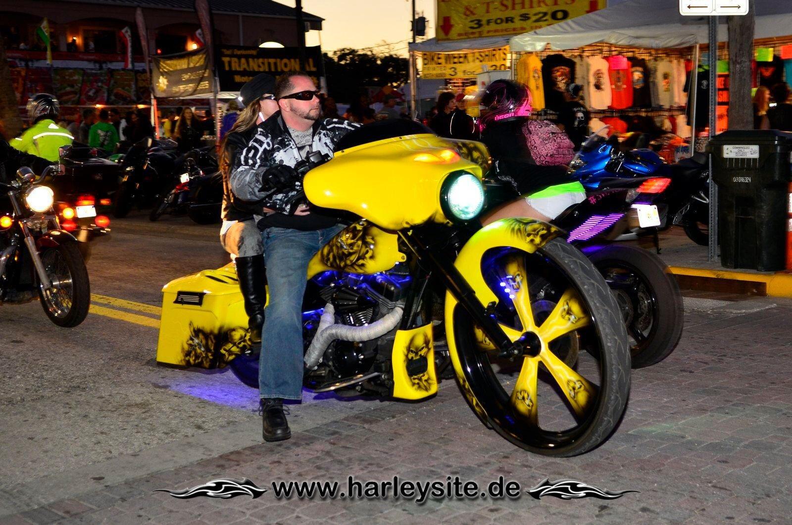 Daytona Bike Week 2013 Sonntag (187)