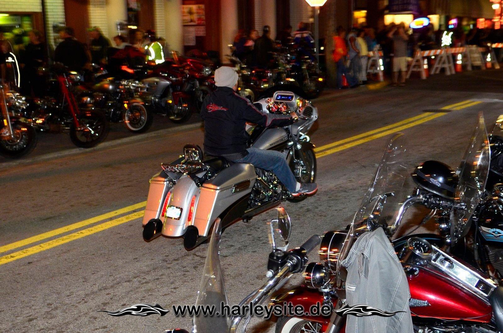 Daytona Bike Week 2013 Sonntag (188)