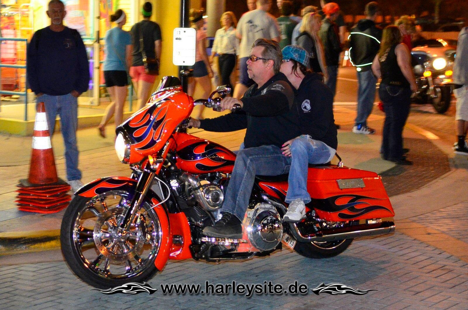 Daytona Bike Week 2013 Sonntag (200)