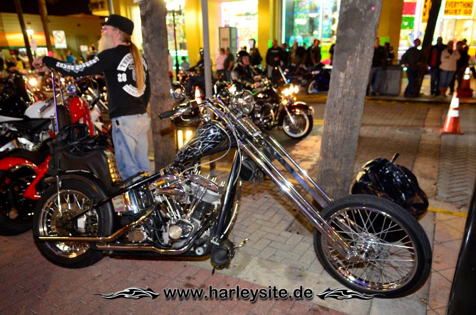 Daytona Bike Week 2013 Sonntag (207)