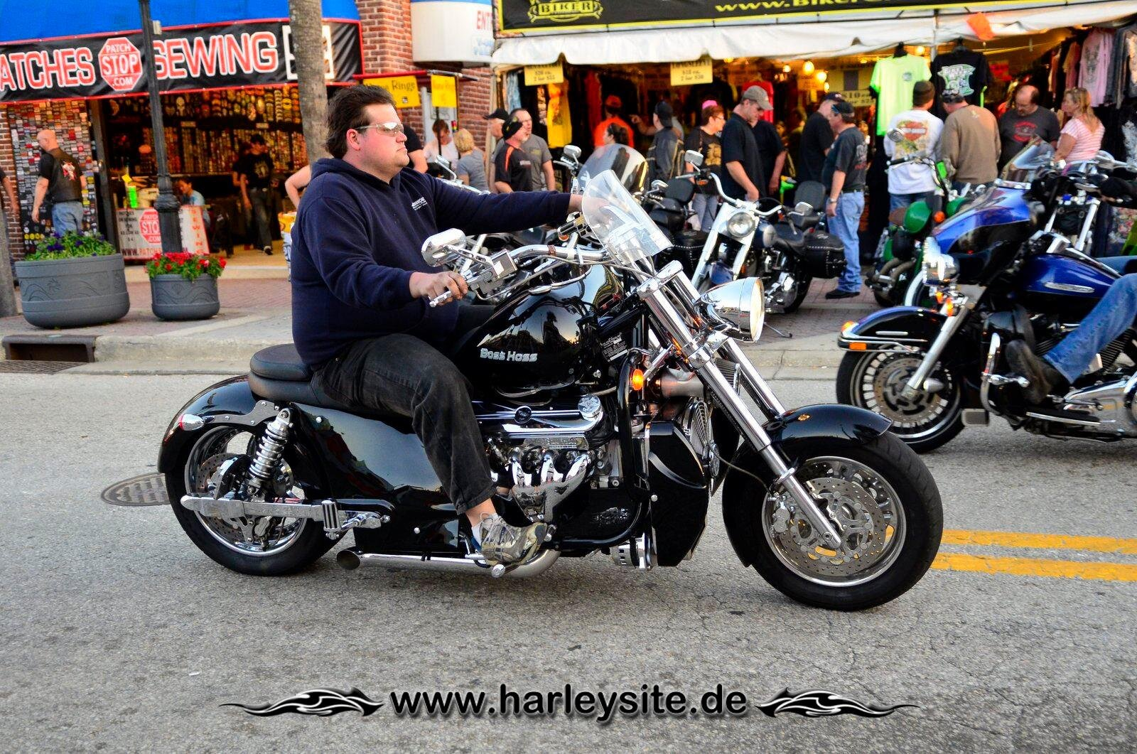 Daytona Bike Week 2013 Sonntag (209)