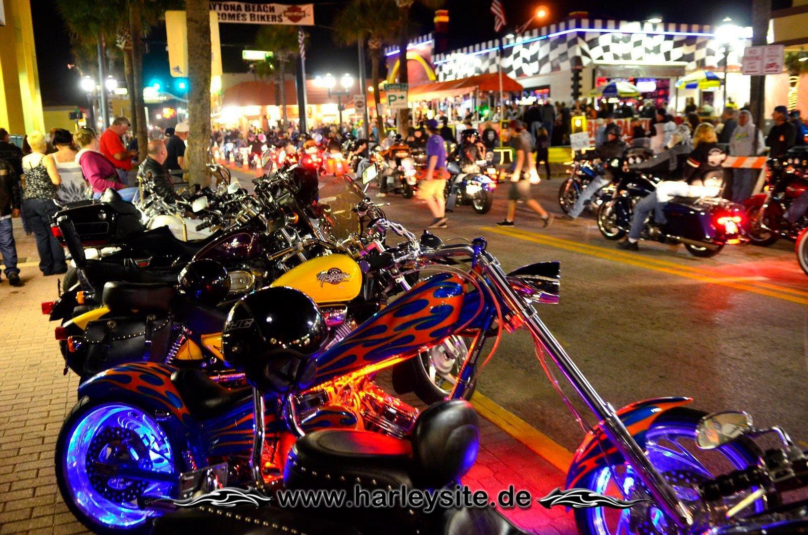 Daytona Bike Week 2013 Sonntag (210)