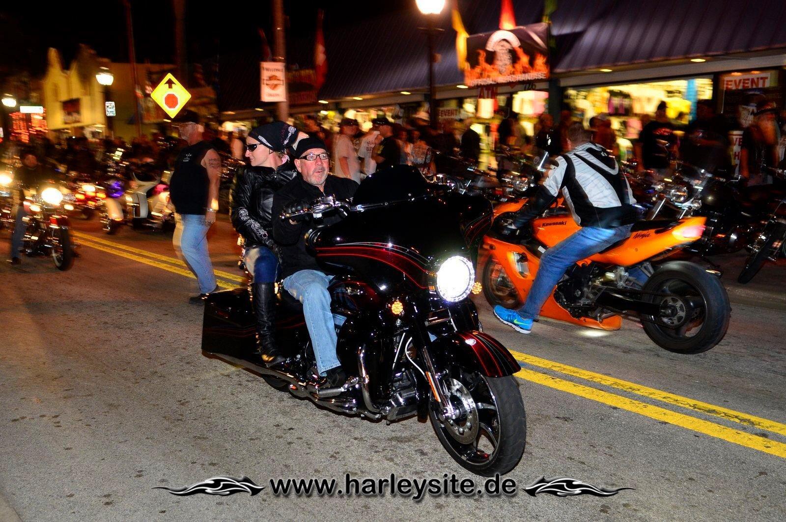 Daytona Bike Week 2013 Sonntag (213)