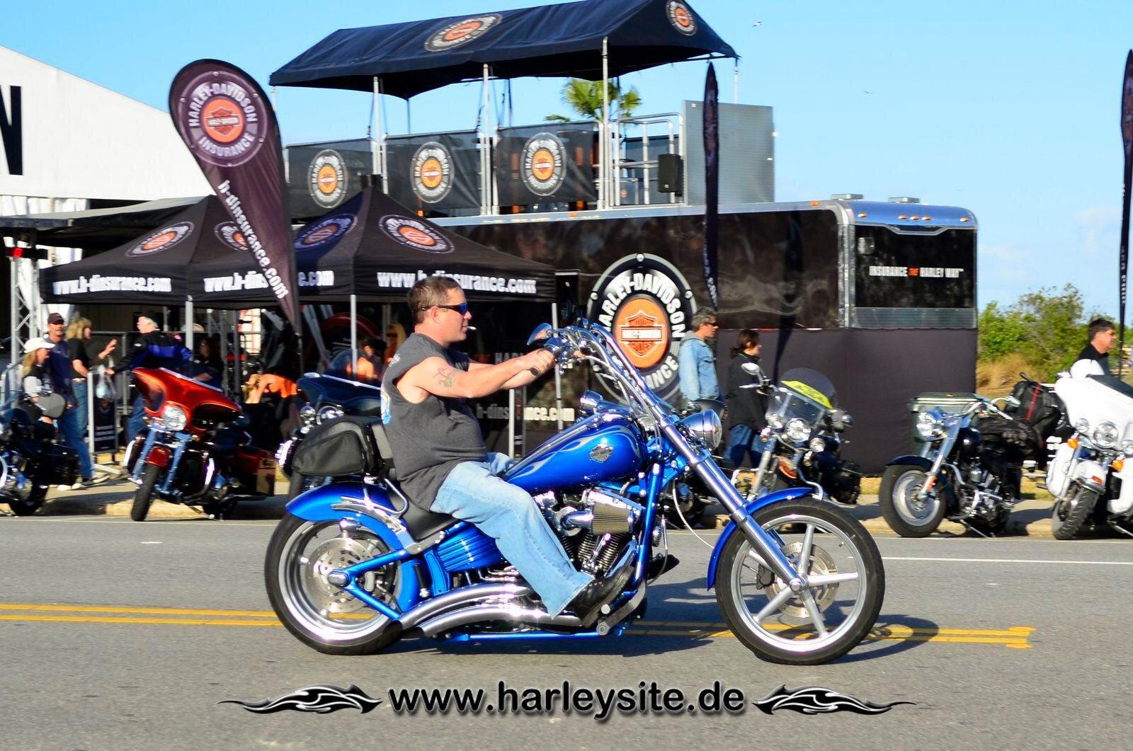 Daytona Bike Week 2013 Sonntag (222)