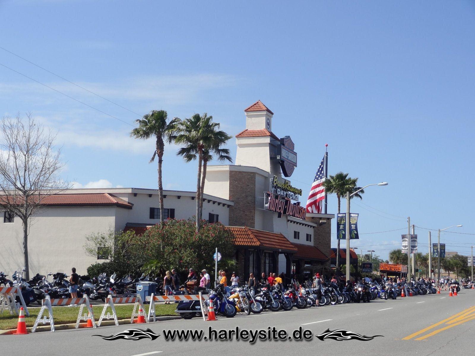 Daytona Bike Week 2013 Sonntag (231)