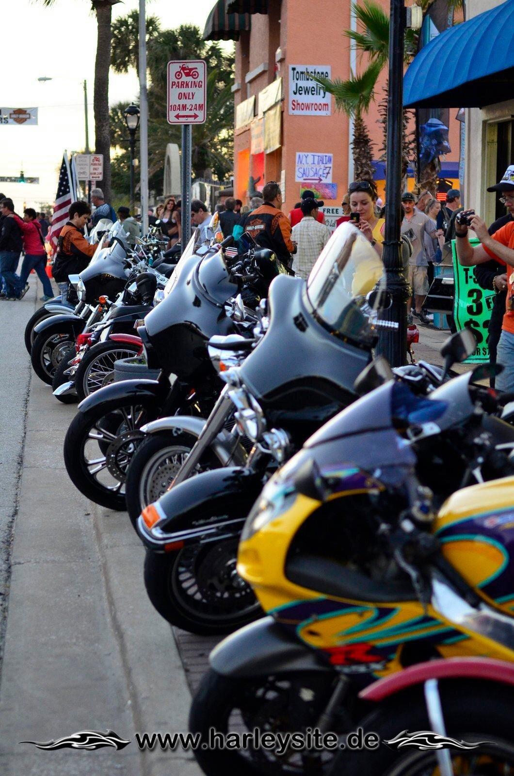 Daytona Bike Week 2013 Sonntag (234)