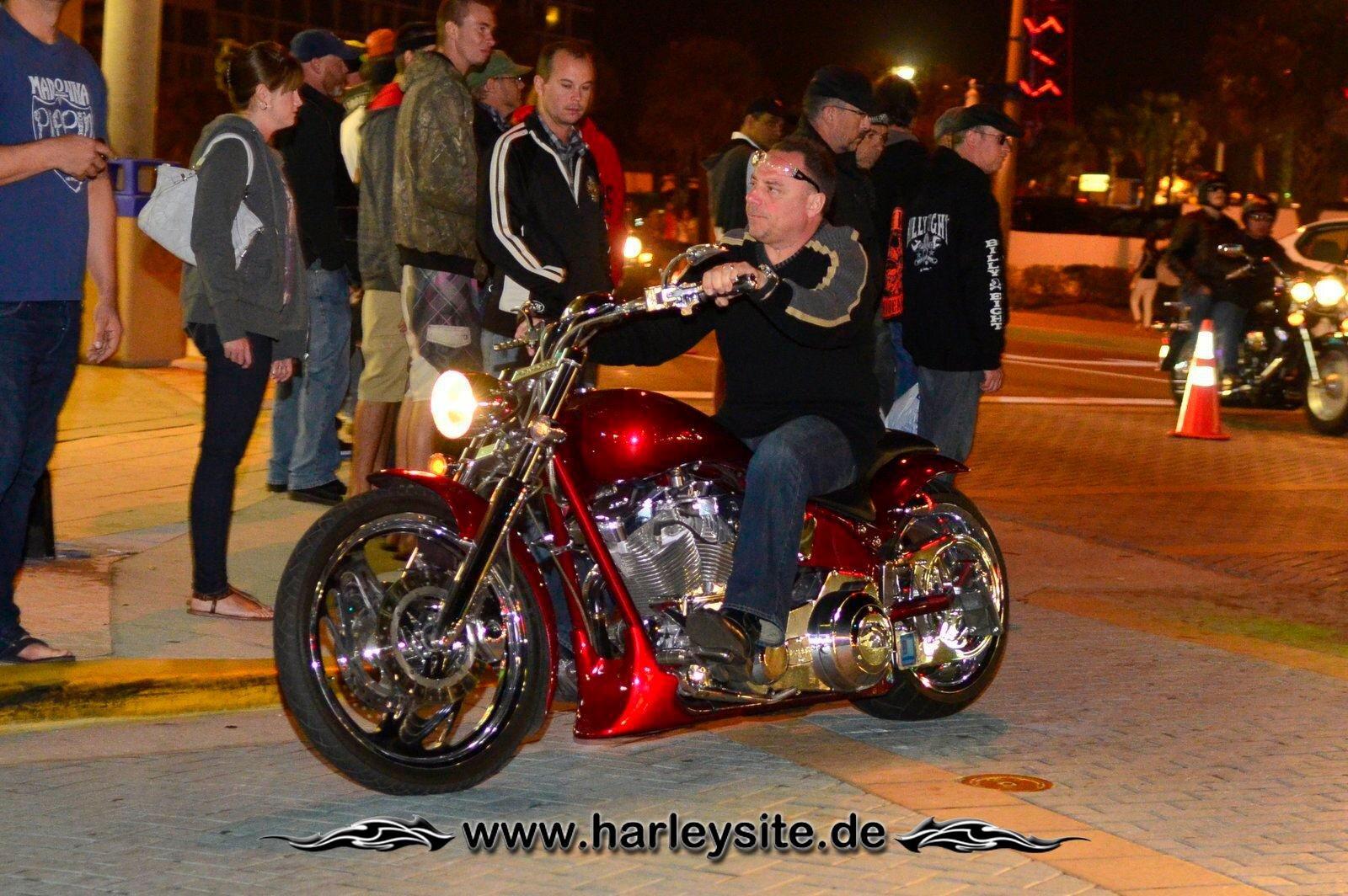 Daytona Bike Week 2013 Sonntag (238)