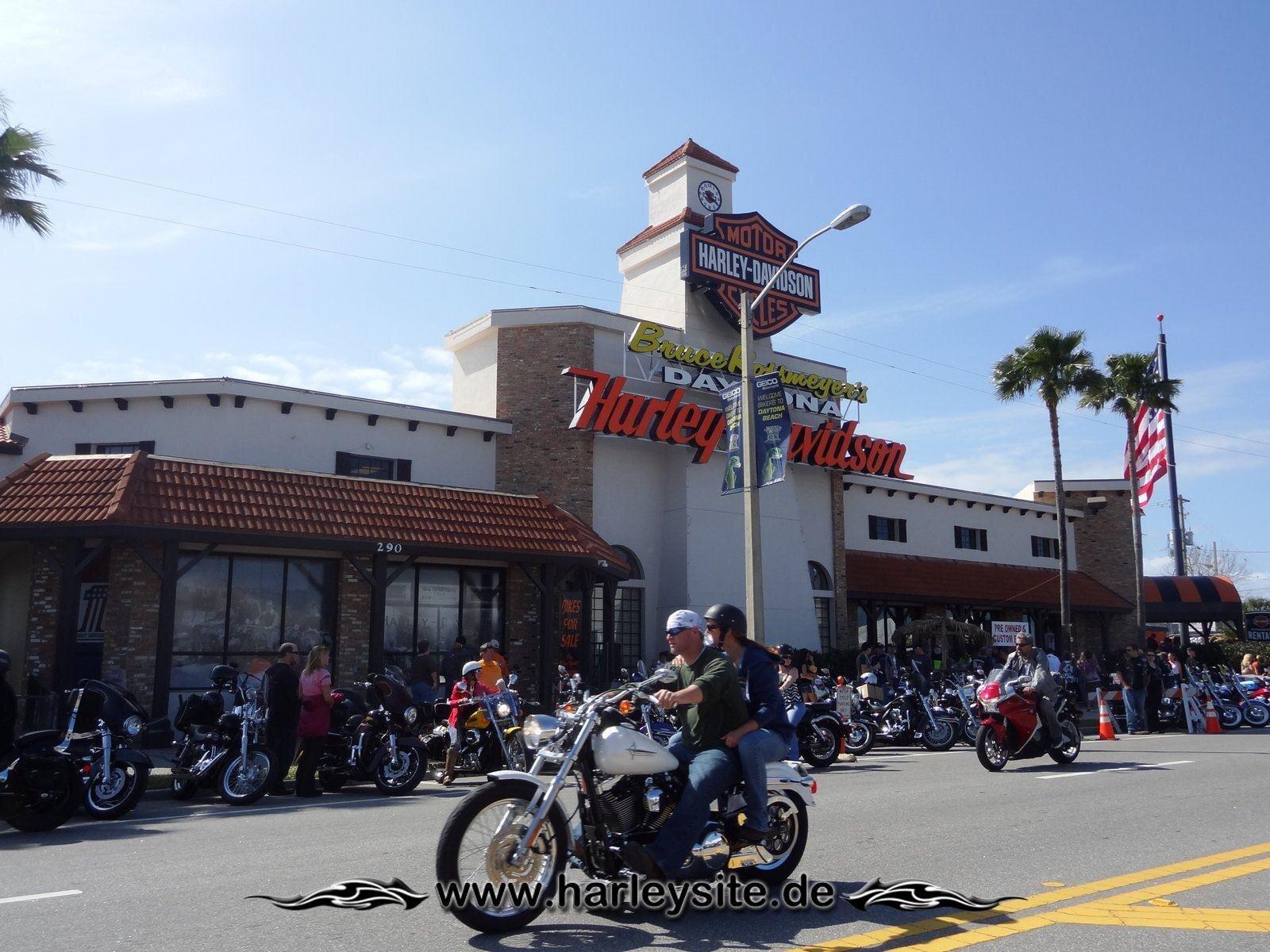 Daytona Bike Week 2013 Sonntag (248)