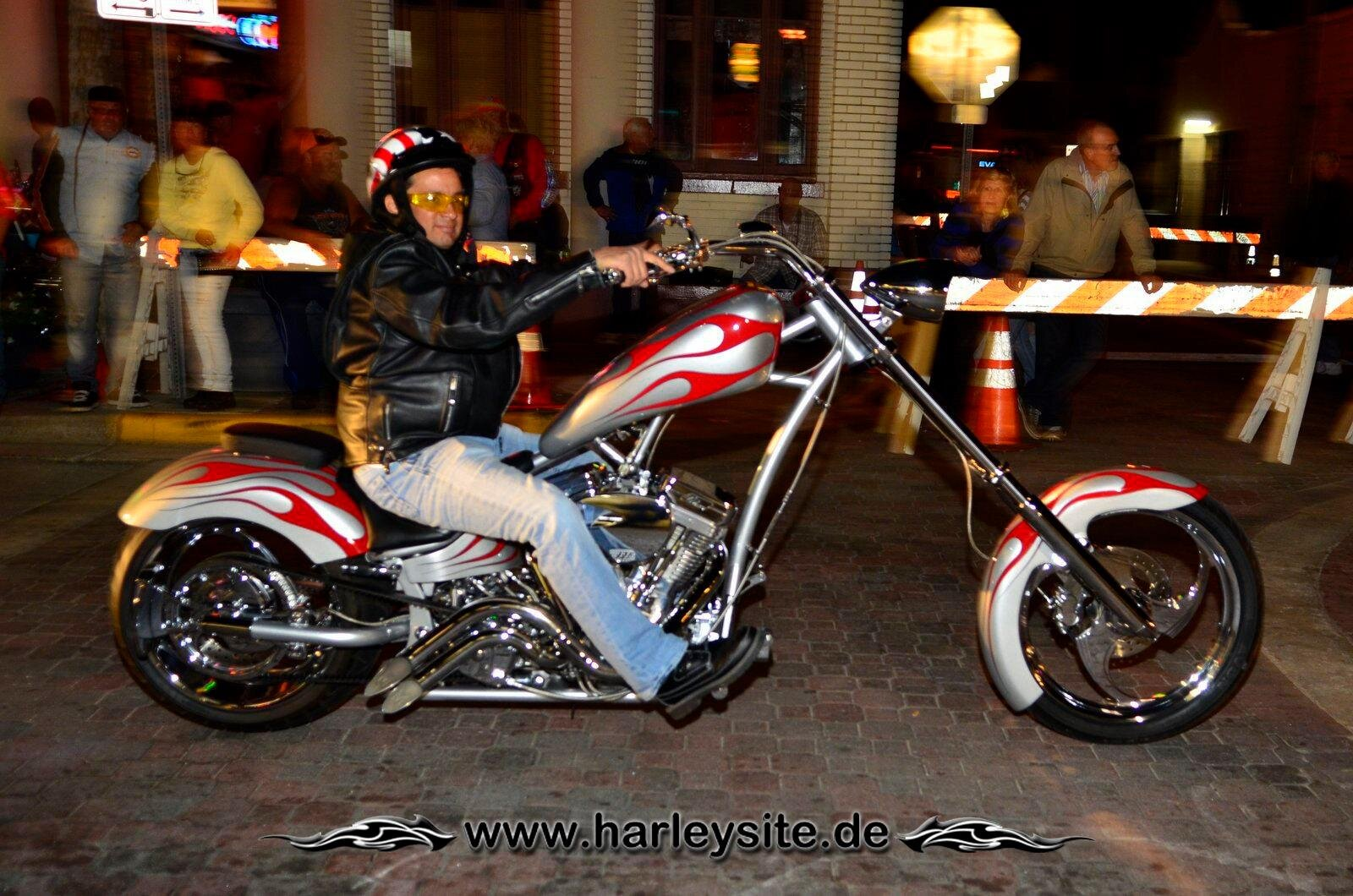 Daytona Bike Week 2013 Sonntag (252)