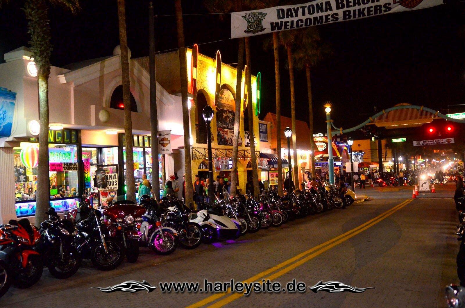 Daytona Bike Week 2013 Sonntag (254)