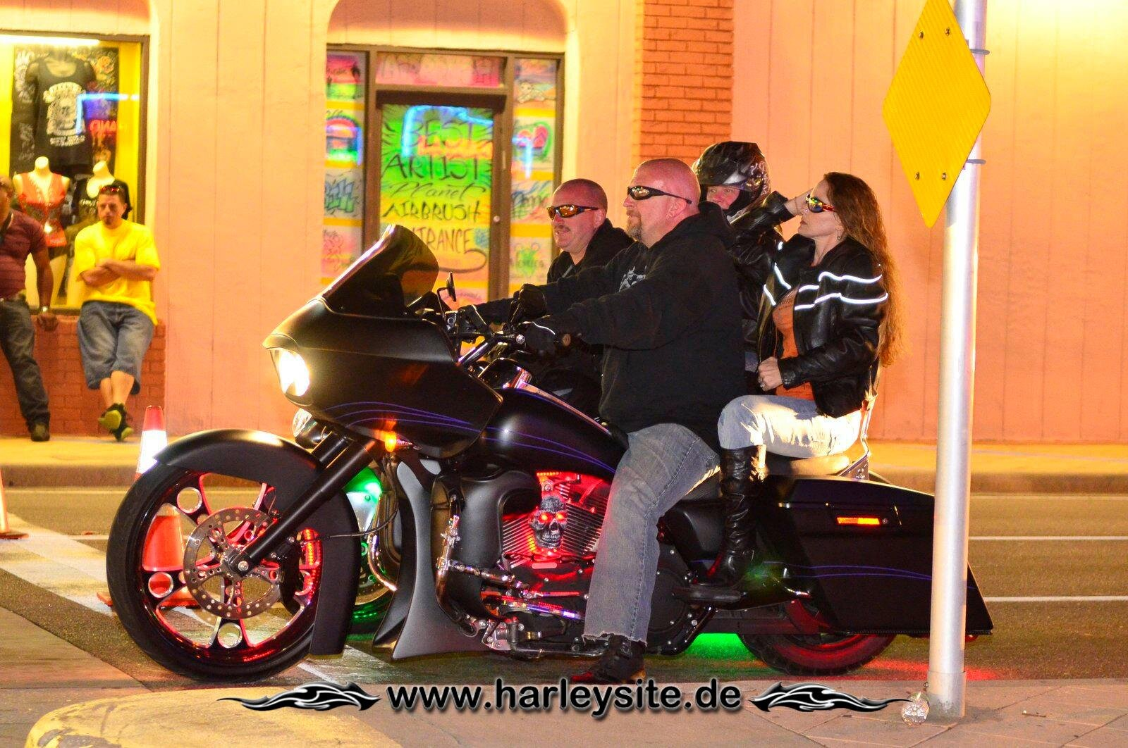 Daytona Bike Week 2013 Sonntag (255)