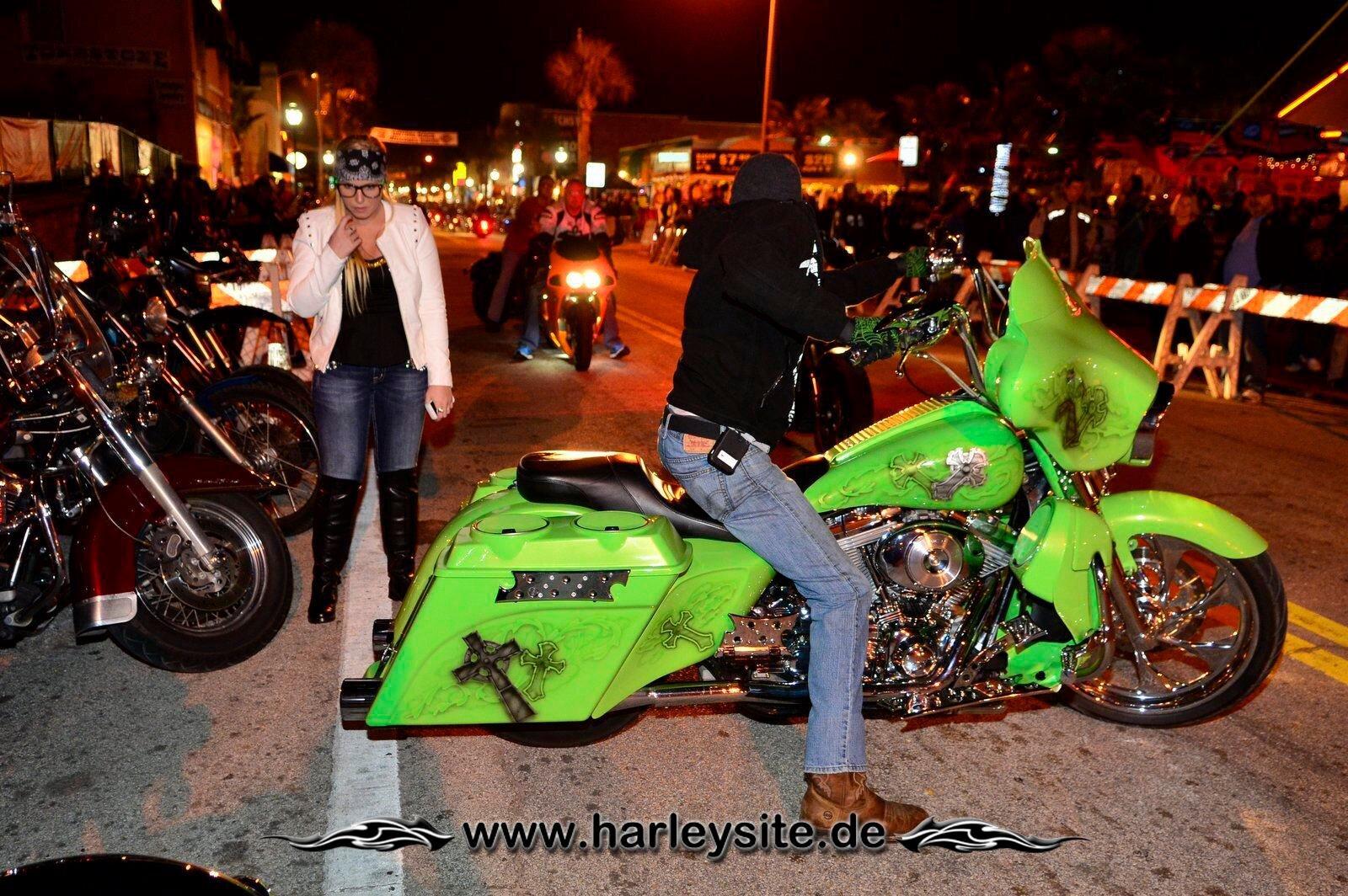 Daytona Bike Week 2013 Sonntag (257)