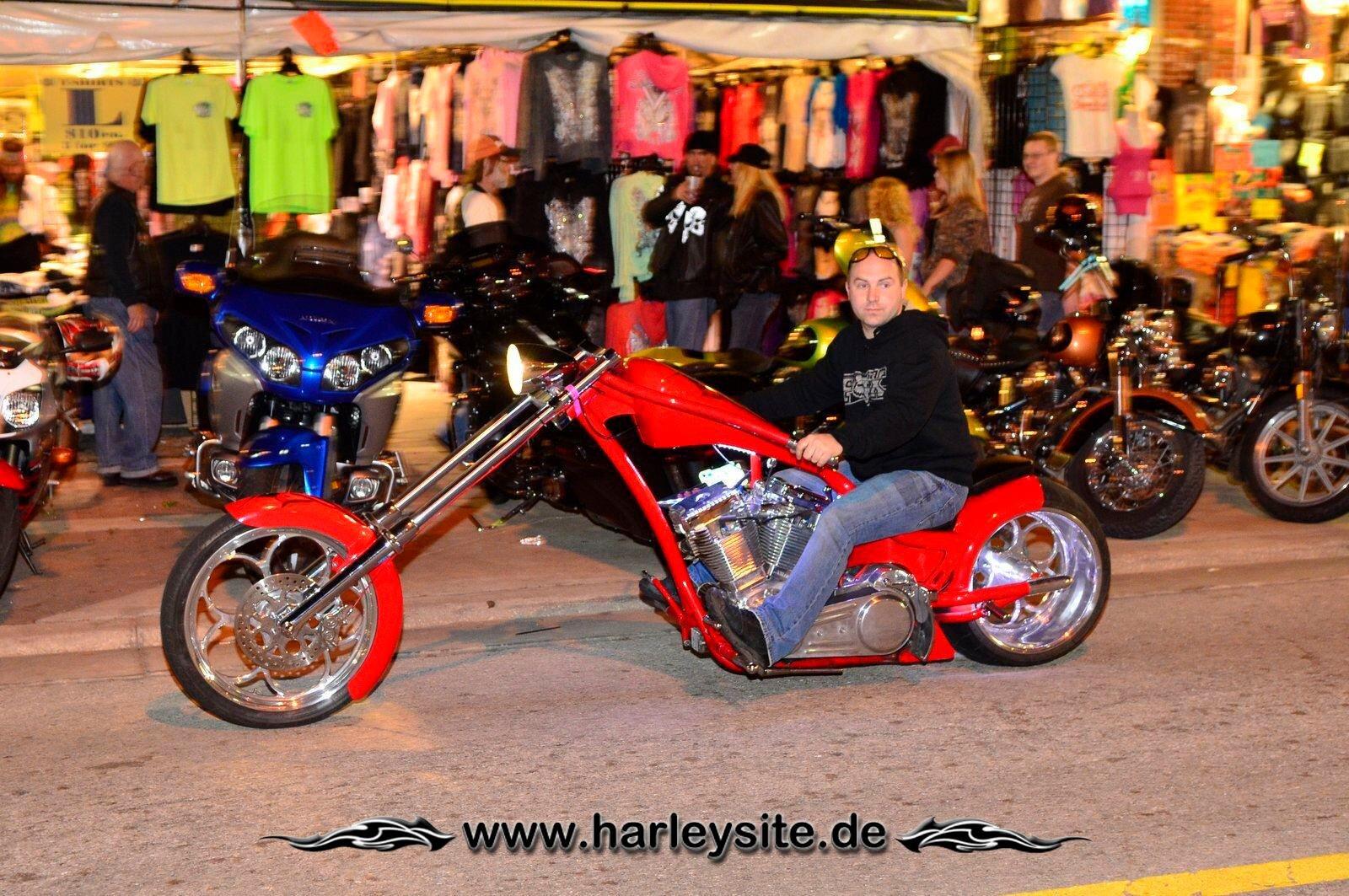 Daytona Bike Week 2013 Sonntag (266)