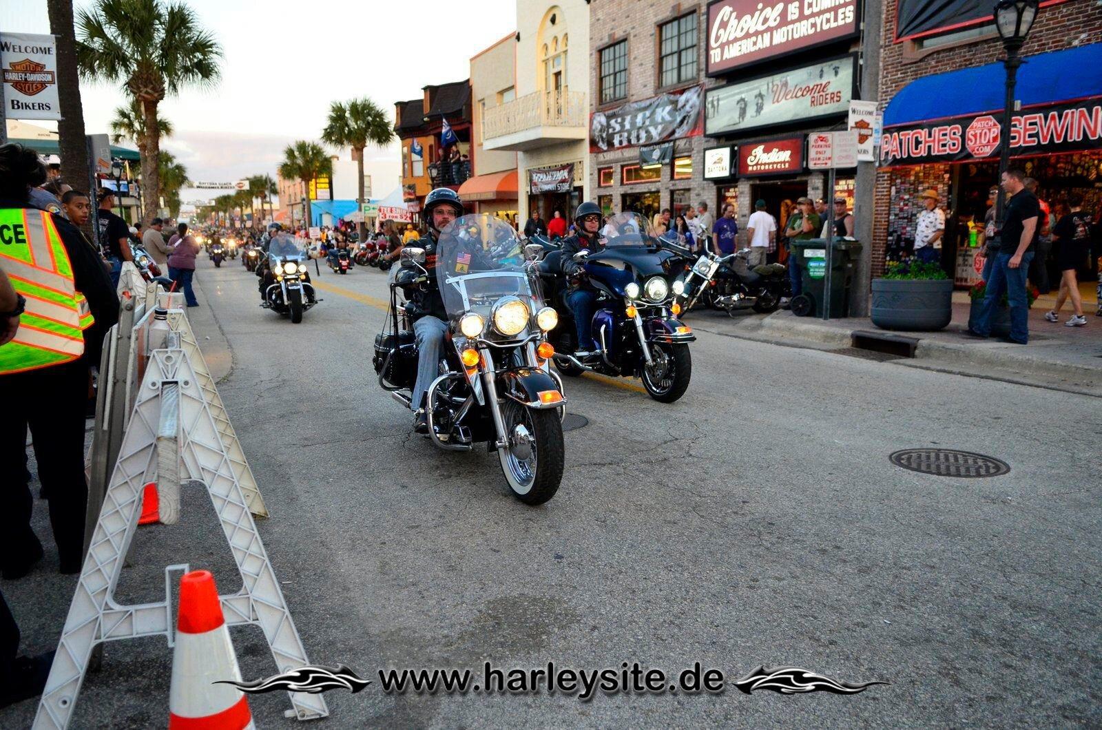 Daytona Bike Week 2013 Sonntag (267)