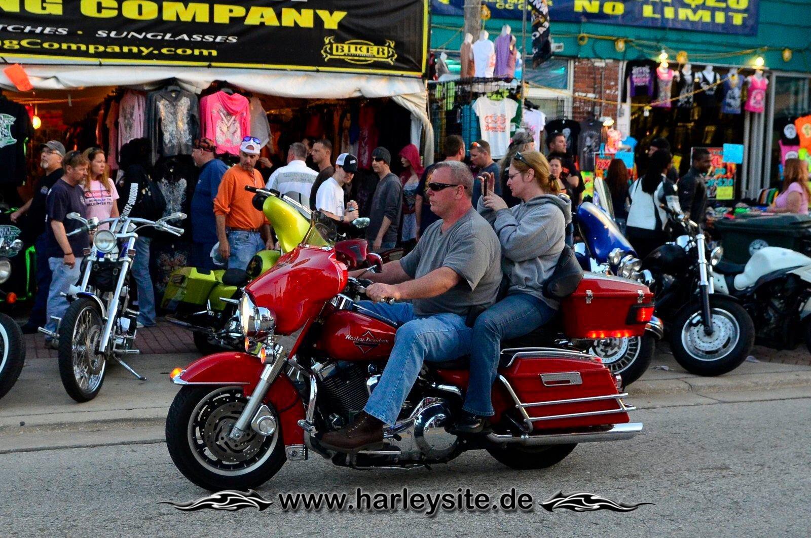 Daytona Bike Week 2013 Sonntag (268)