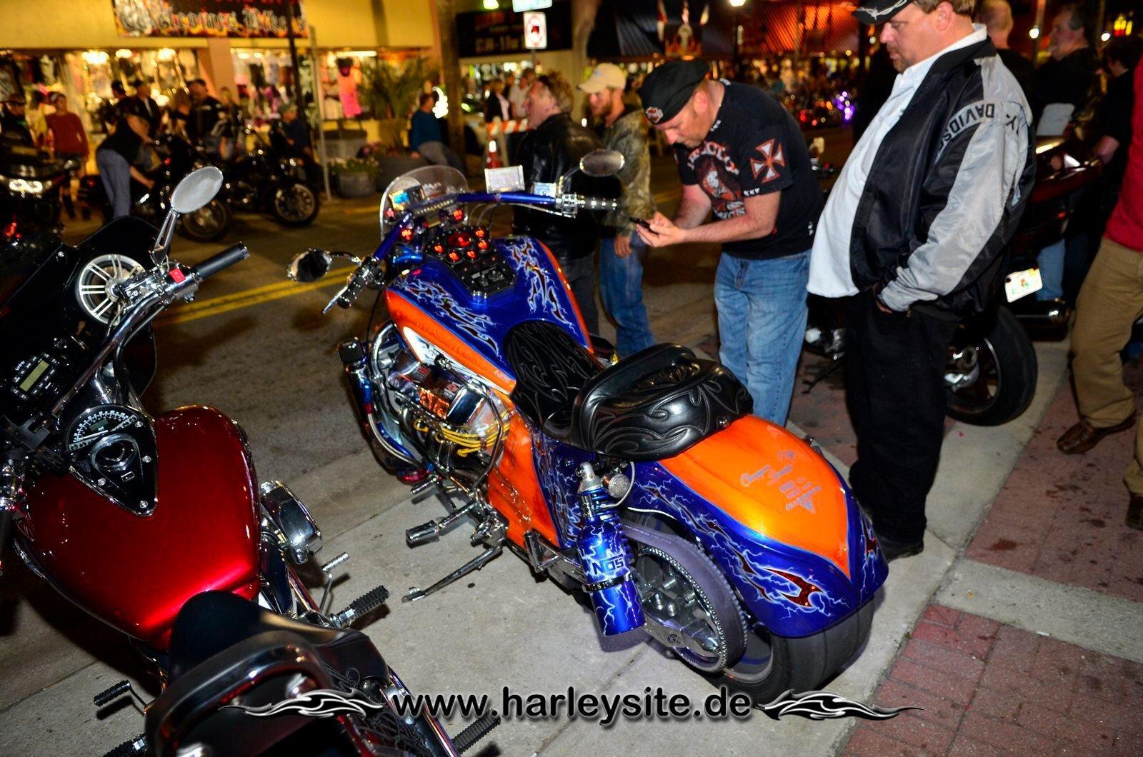 Daytona Bike Week 2013 Sonntag (281)