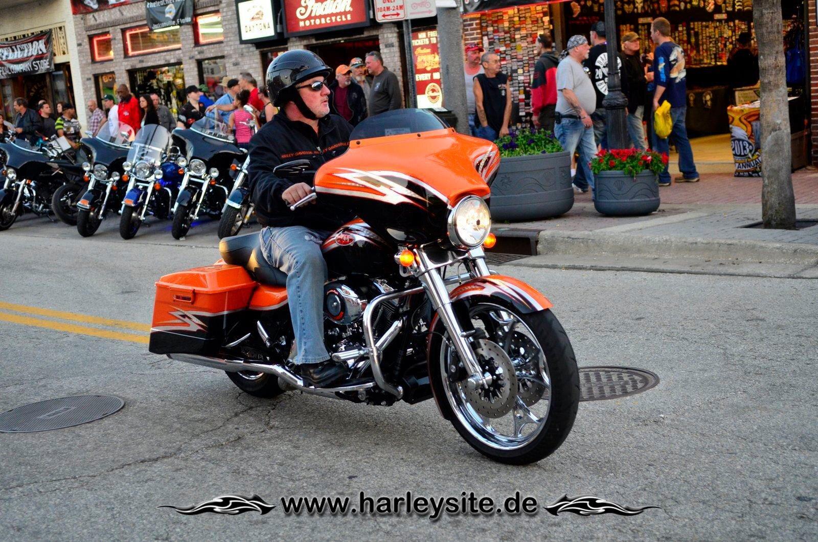 Daytona Bike Week 2013 Sonntag (290)