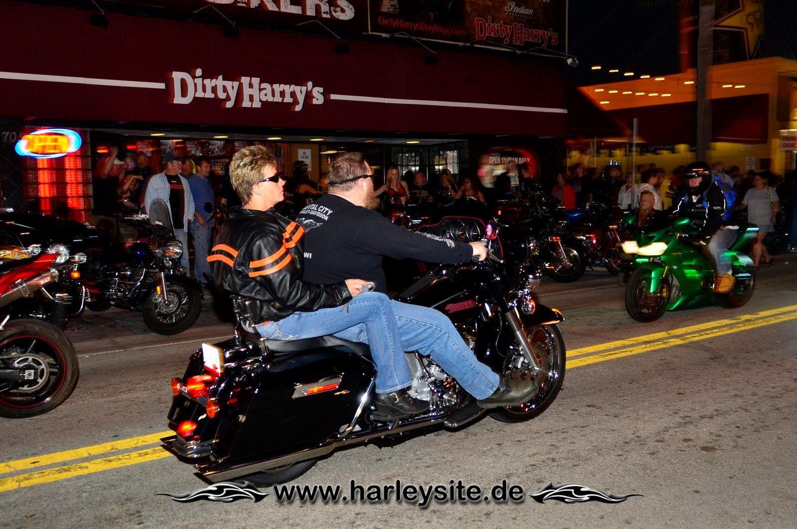 Daytona Bike Week 2013 Sonntag (307)