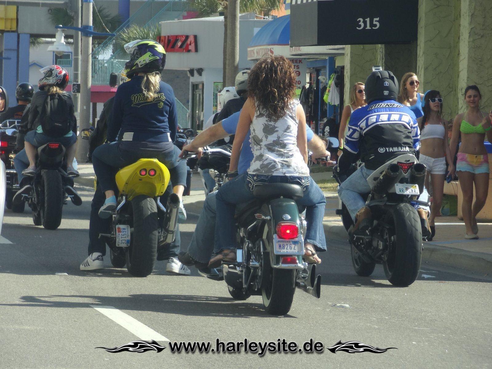 Daytona Bike Week 2013 Sonntag (308)