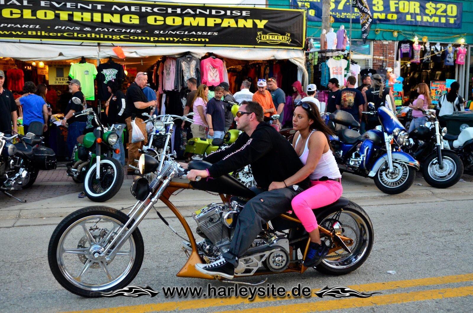 Daytona Bike Week 2013 Sonntag (316)