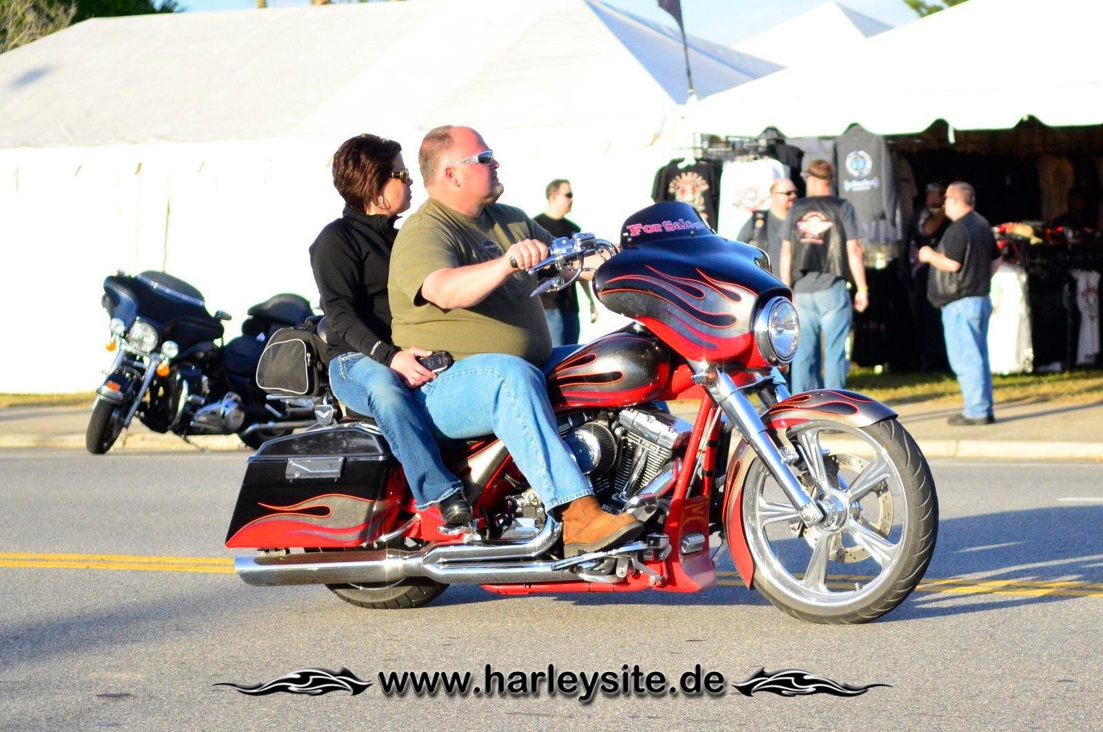 Daytona Bike Week 2013 Sonntag (317)