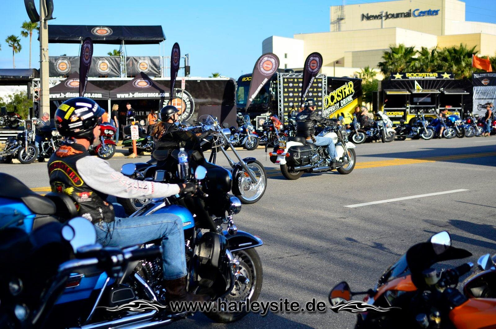 Daytona Bike Week 2013 Sonntag (319)