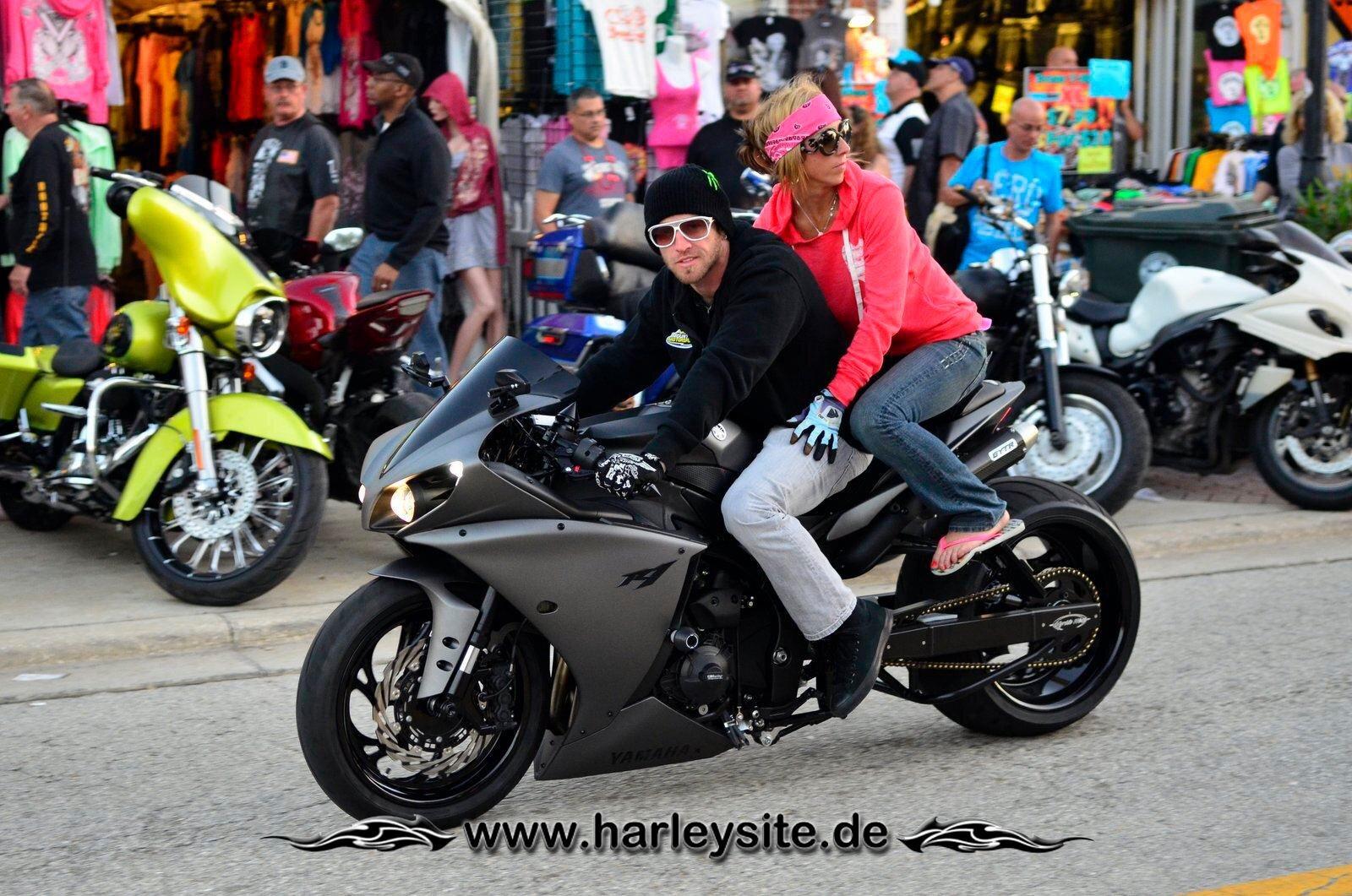 Daytona Bike Week 2013 Sonntag (320)