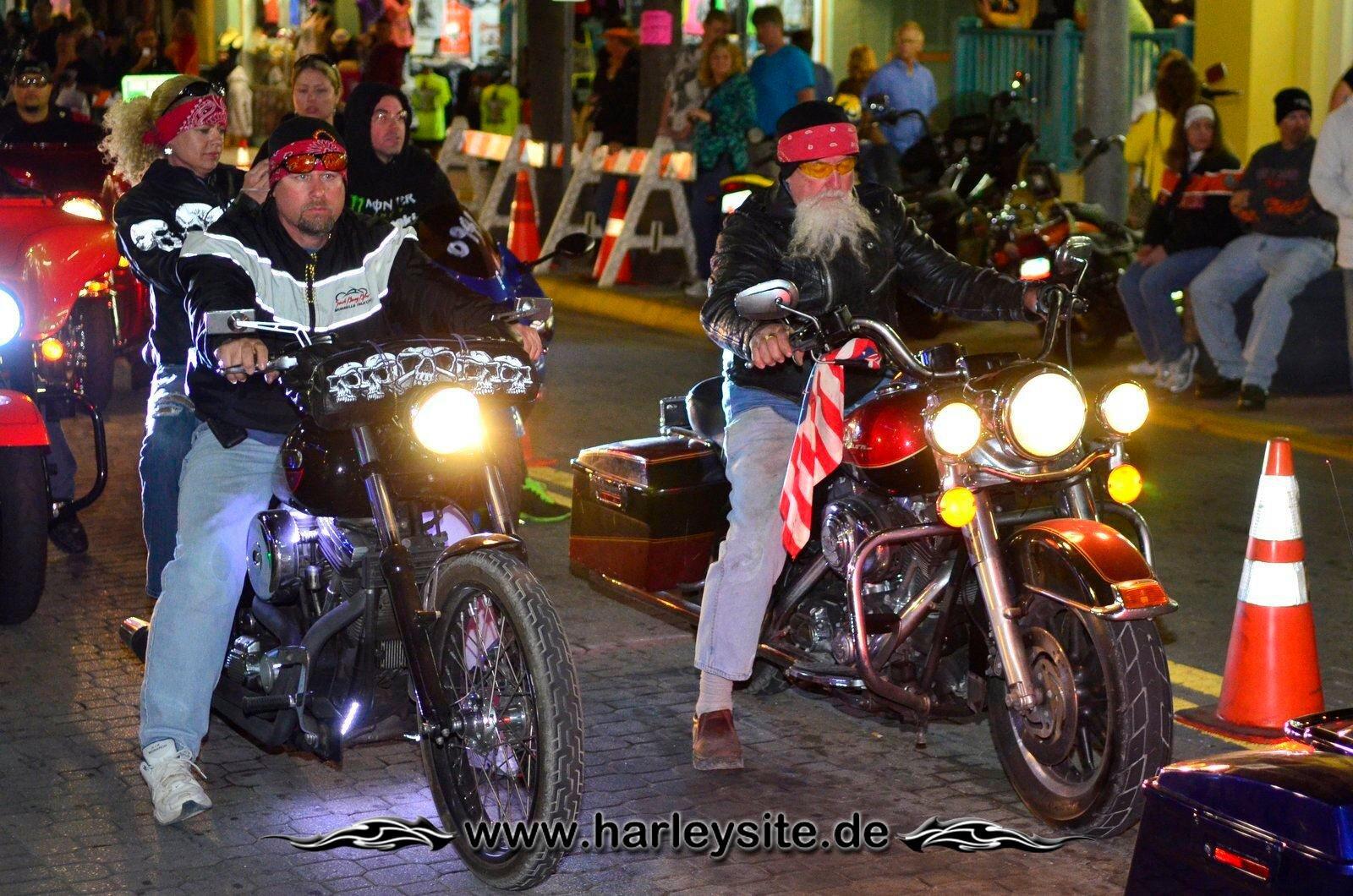 Daytona Bike Week 2013 Sonntag (327)